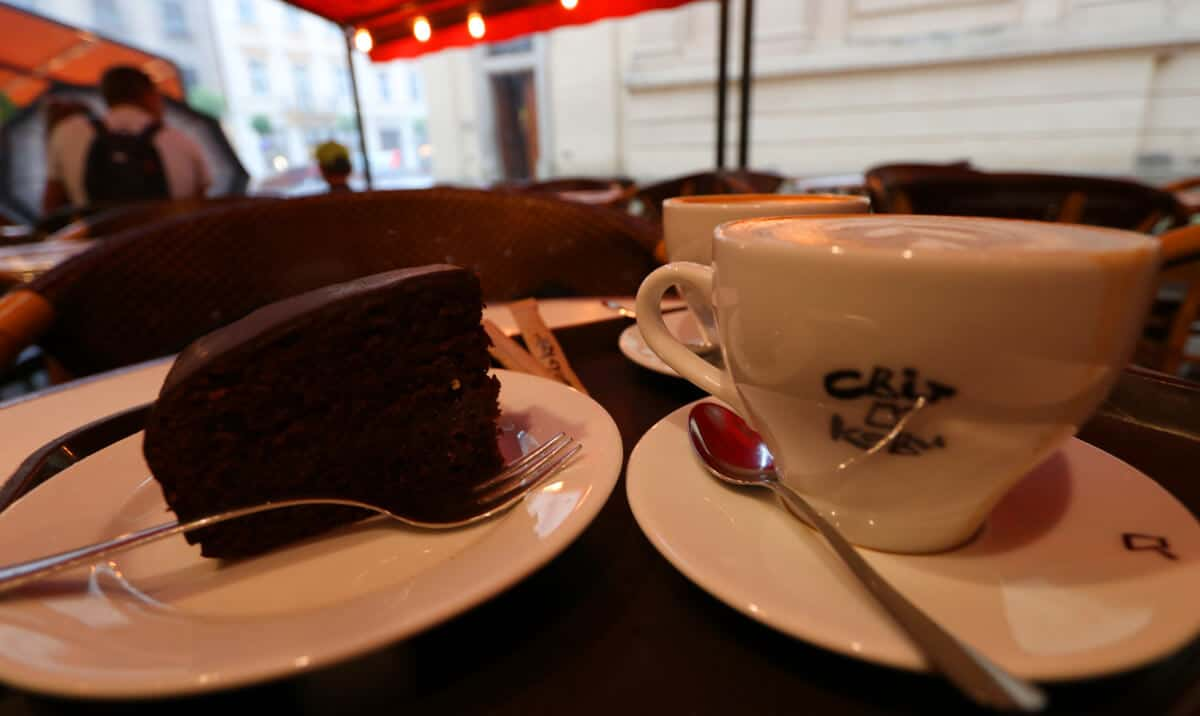 coffee in Lviv. The Ultimate Travel Guide to Lviv, Ukraine