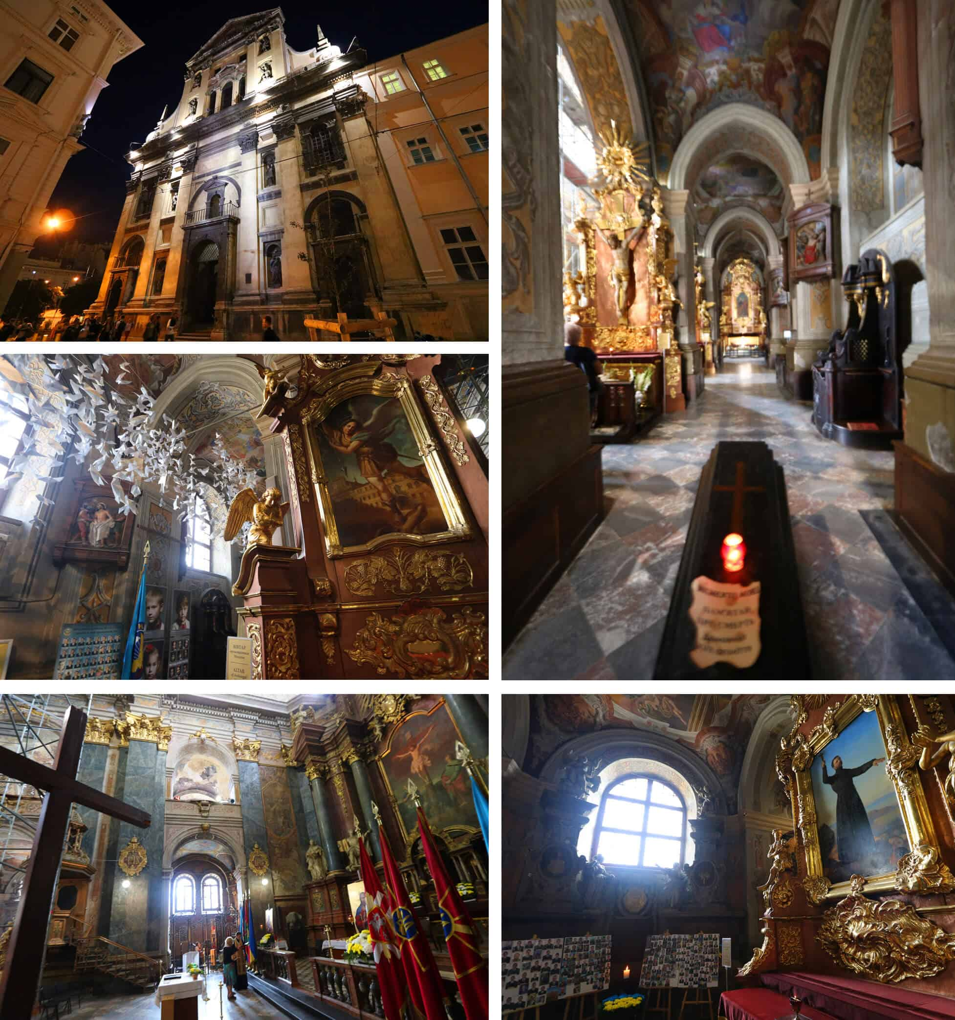 The Ultimate Travel Guide to Lviv, Ukraine. Jesuit Latin Cathedral