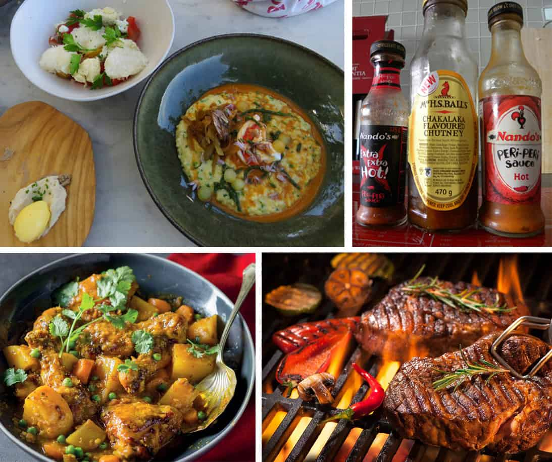 South Africa is a great food destination