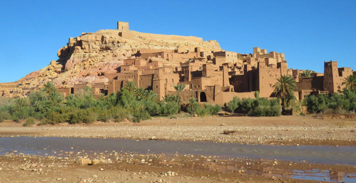 Ait Benhaddou or Ouarzazate? Where to stay and how much time to spend