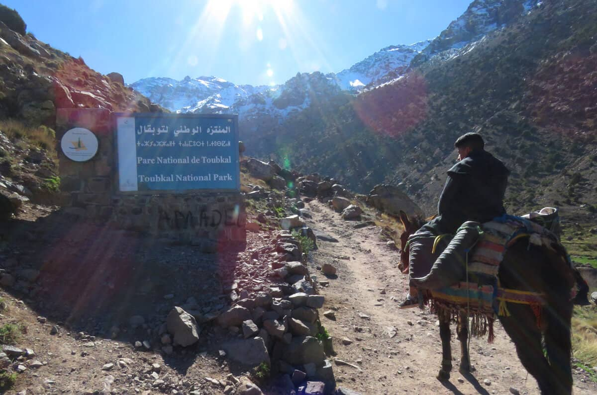 3 days in Imlil and Toubkal National Park (Morocco)