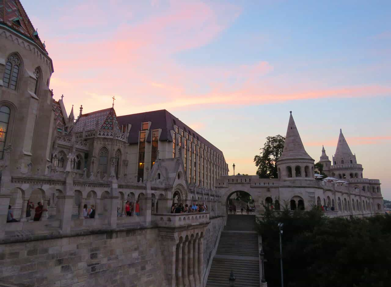 Budapest Travel Guide A Perfect Day in Budapest. Fisherman's Bastion