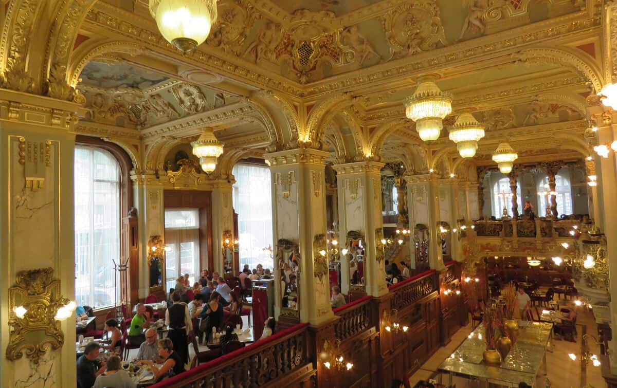 Budapest Travel Guide A Perfect Day in Budapest. New York Cafe