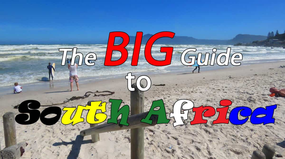 The BIG Guide to South Africa
