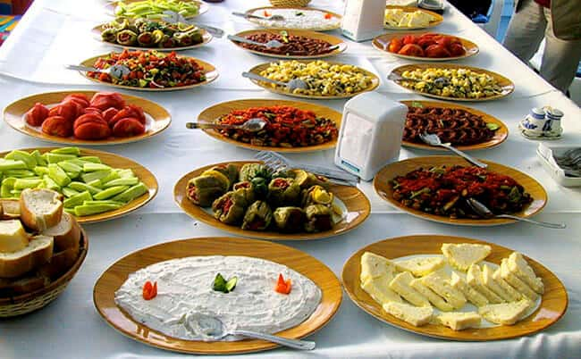 Turkey Travel Guide: Where to Go and What to Do. Food