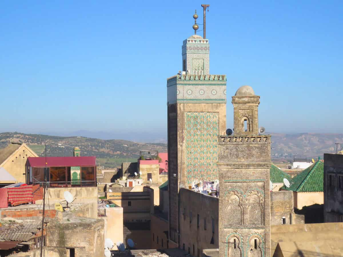 Kairaouine Mosque, Fez. Fez or Marrakech? Which to Visit?
