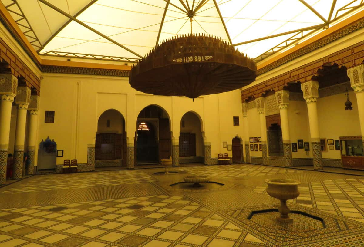 Museum of Marrakech. Fez or Marrakech? Which to Visit?