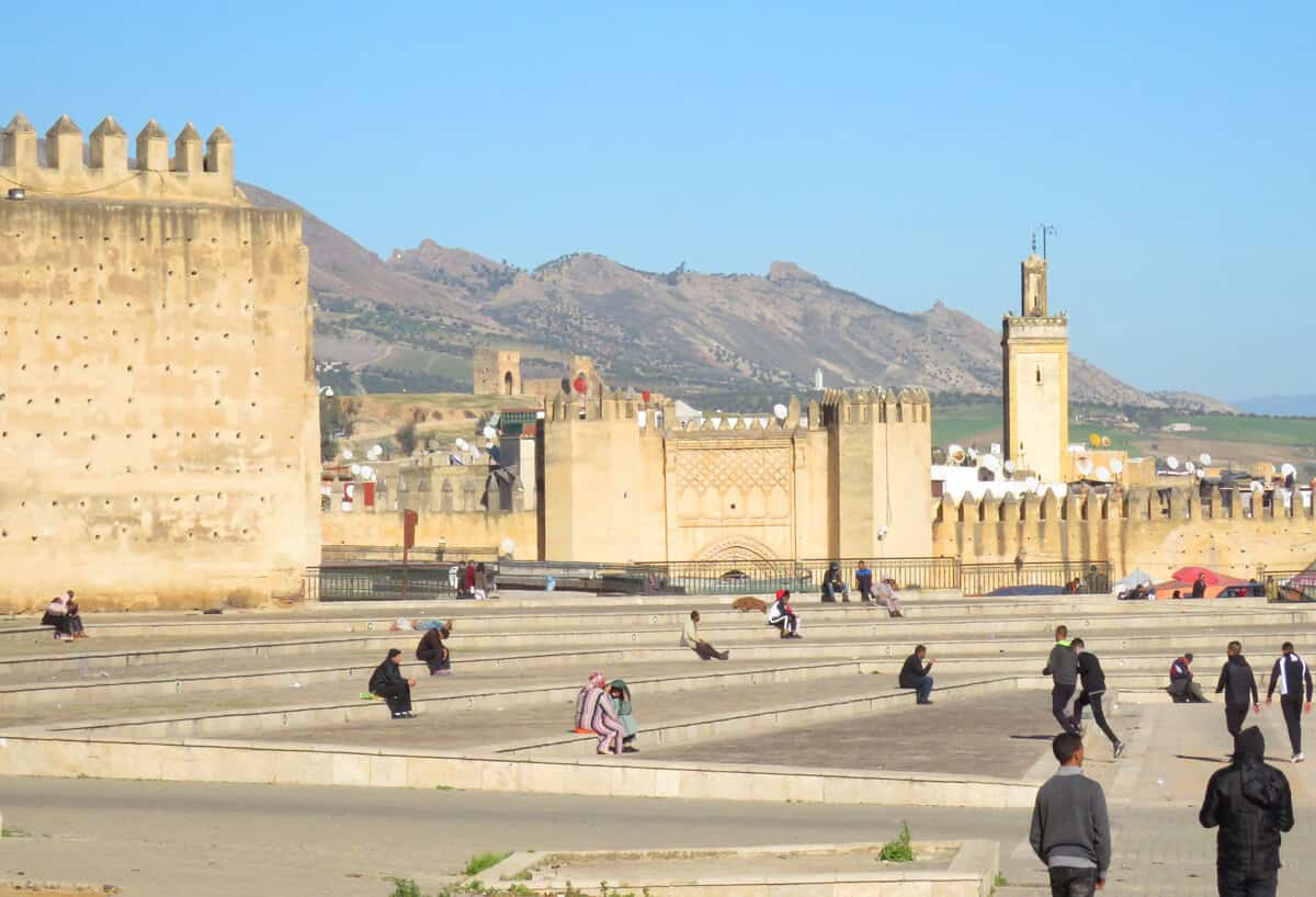 Fez. Fez or Marrakech? Which to Visit?