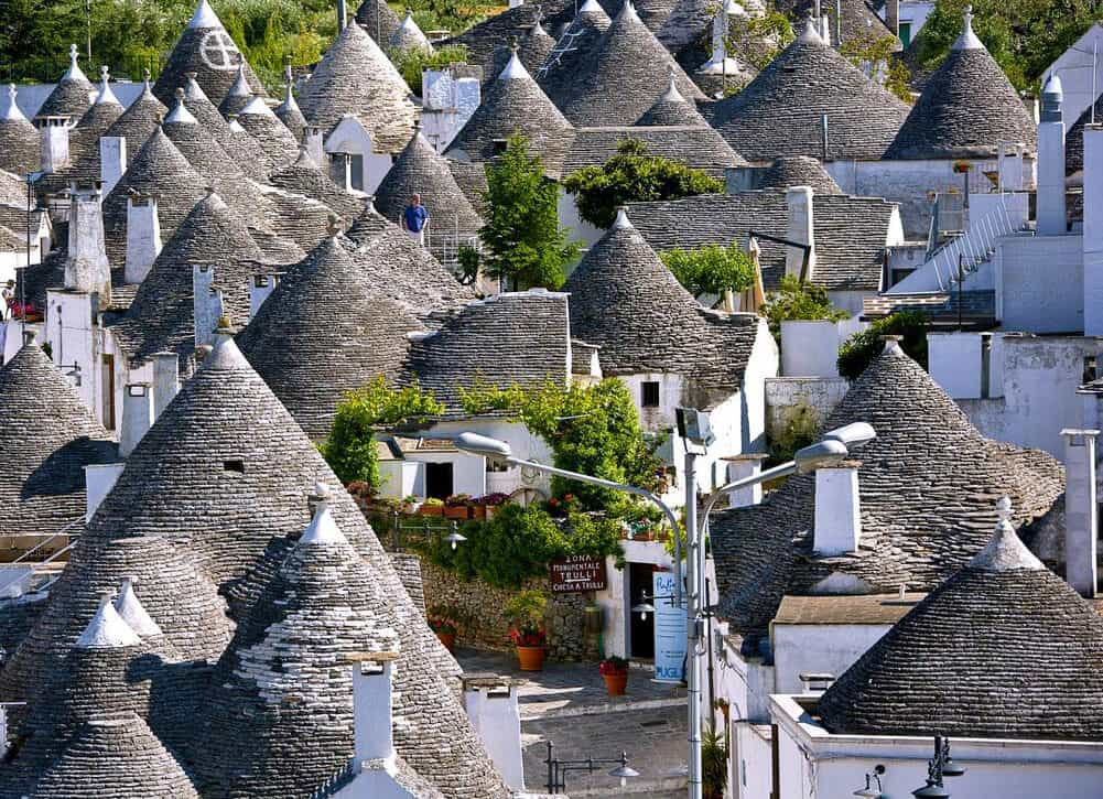 Alberobello. Towns that you should Visit in Puglia