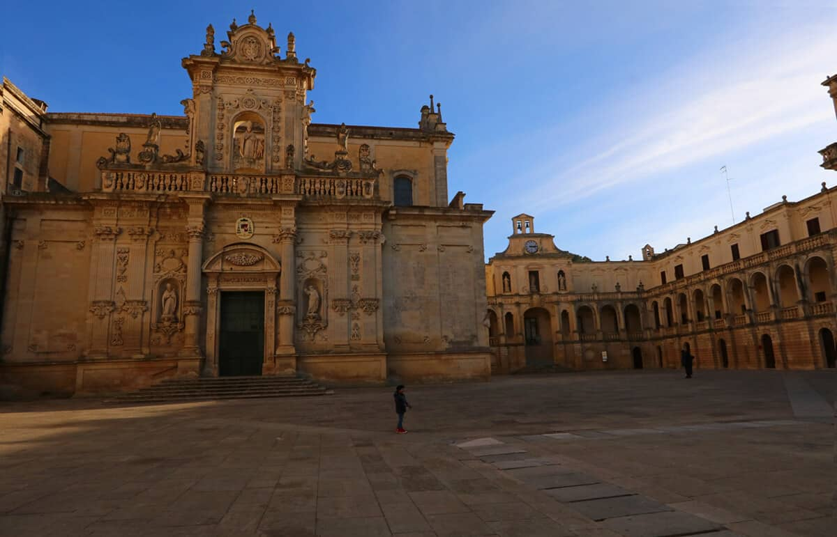 Travel guide to the most beautiful city in Italy's Puglia region: Lecce