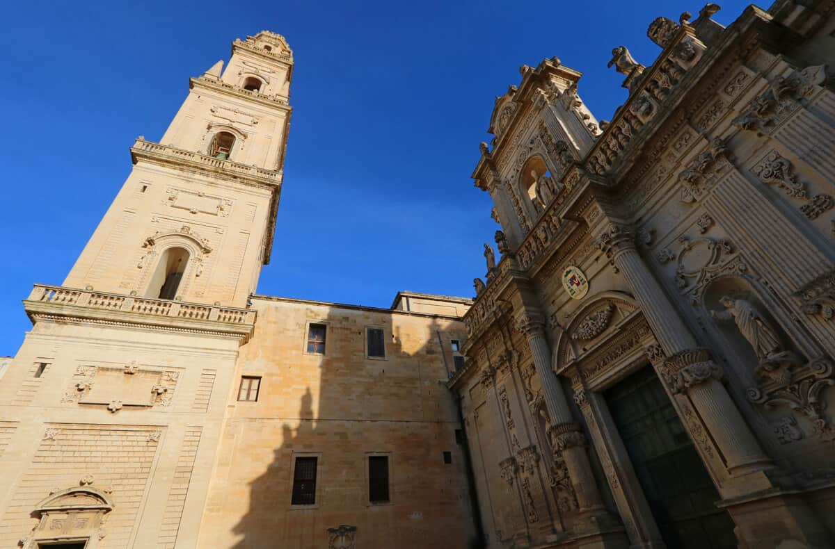 Duomo (Cathedral), Lecce. Travel Guide