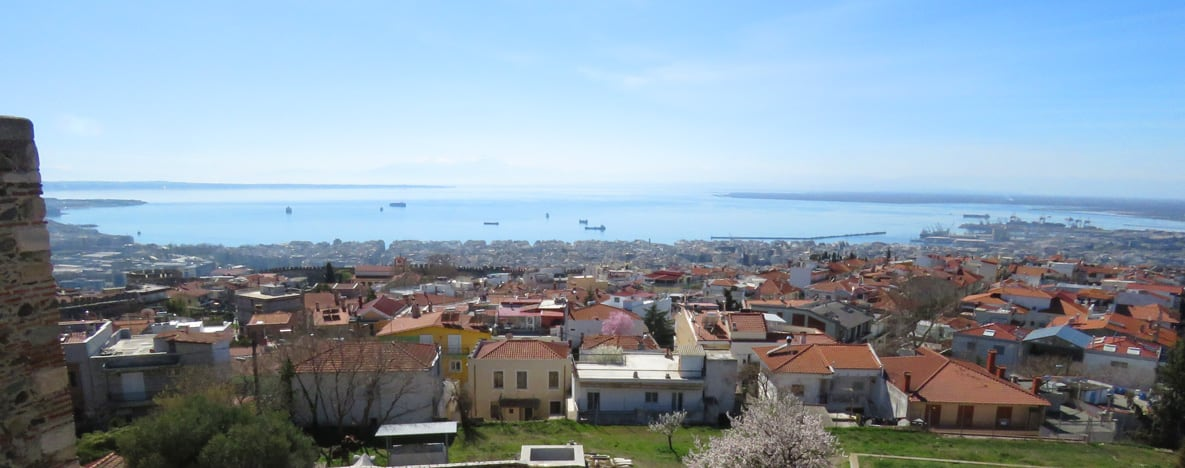 Heptapyrgion fortress. Reasons to visit Thessaloniki