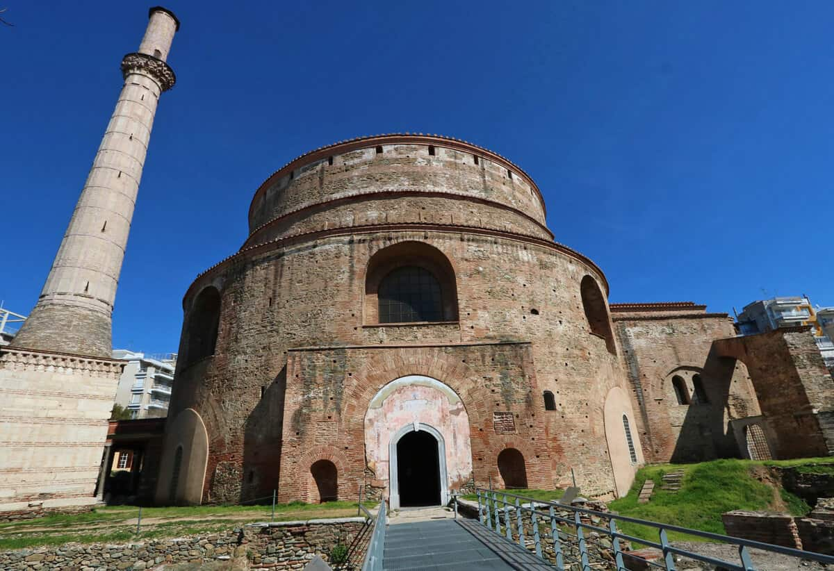 Roman Rotunda, Thessaloniki, Greece