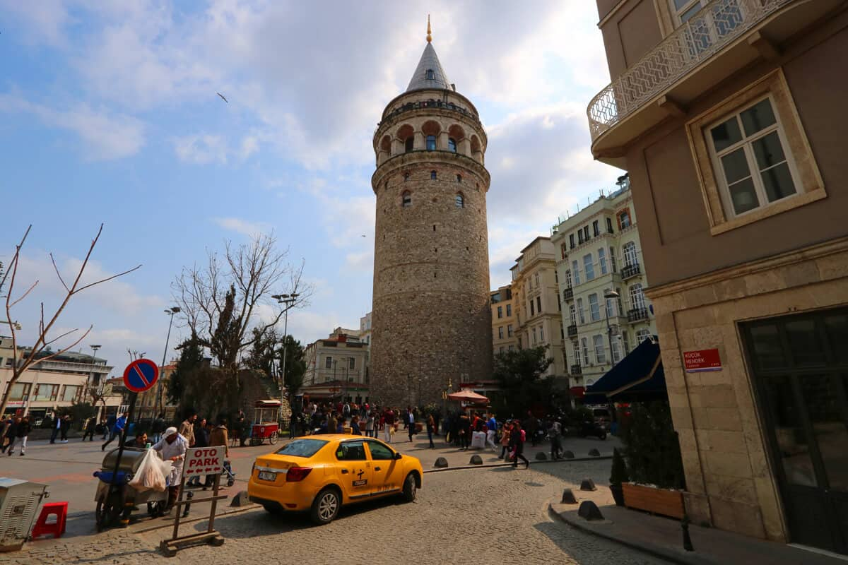 Galata Tower, Istanbul. What to see (and what to skip) in Istanbul