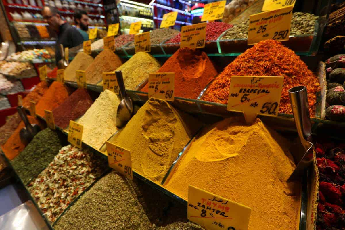 Spice Market, Istanbul. What to see (and what to skip) in Istanbul.