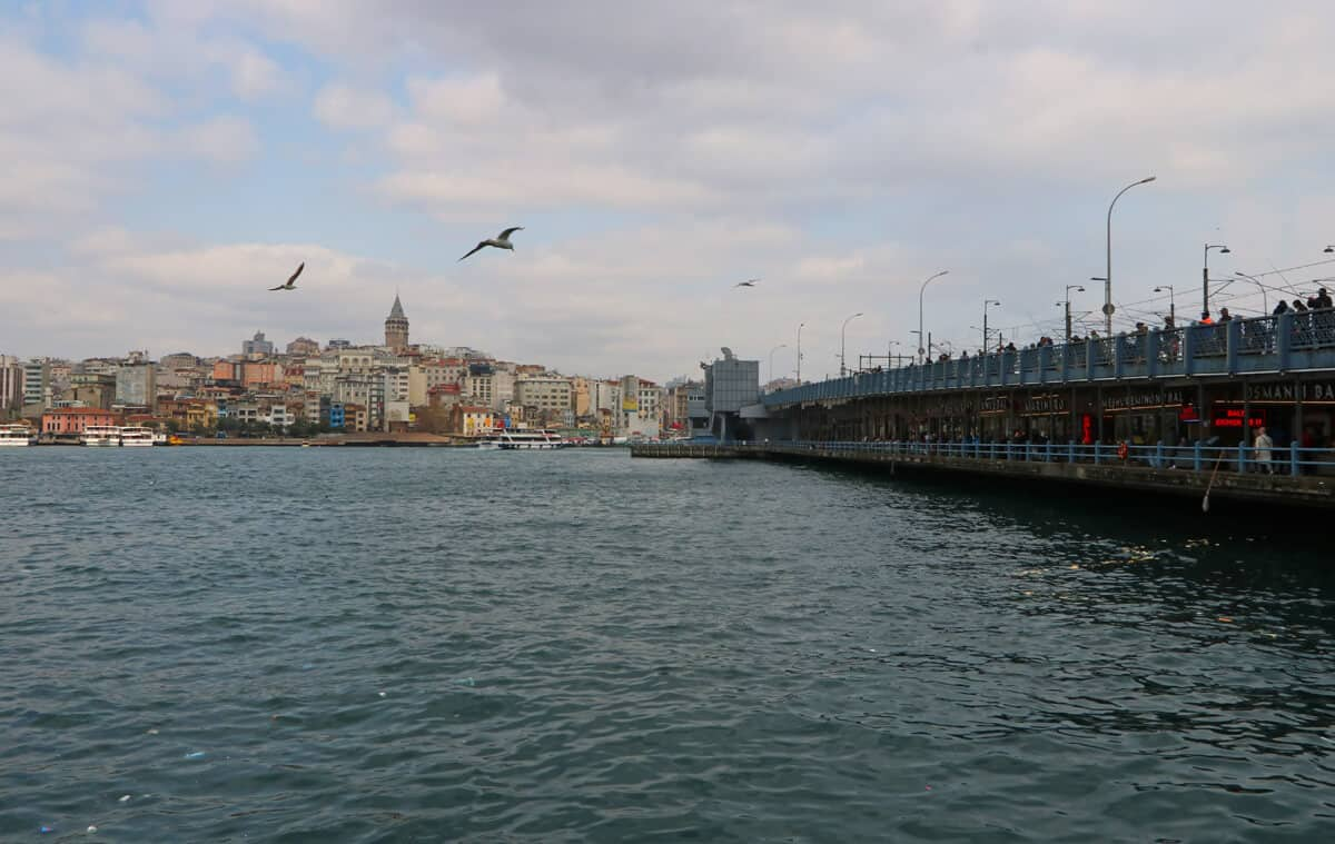 Galata Bridge, Istanbul. What to see (and what to skip) in Istanbul.