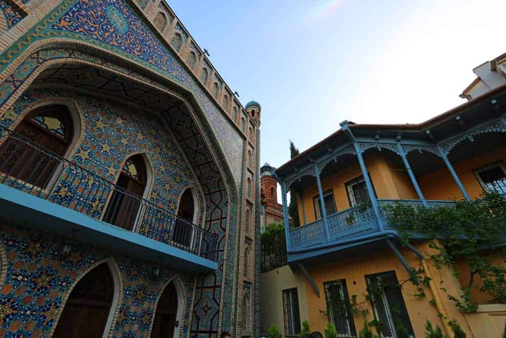 Exploring the highlights in and around Tbilisi