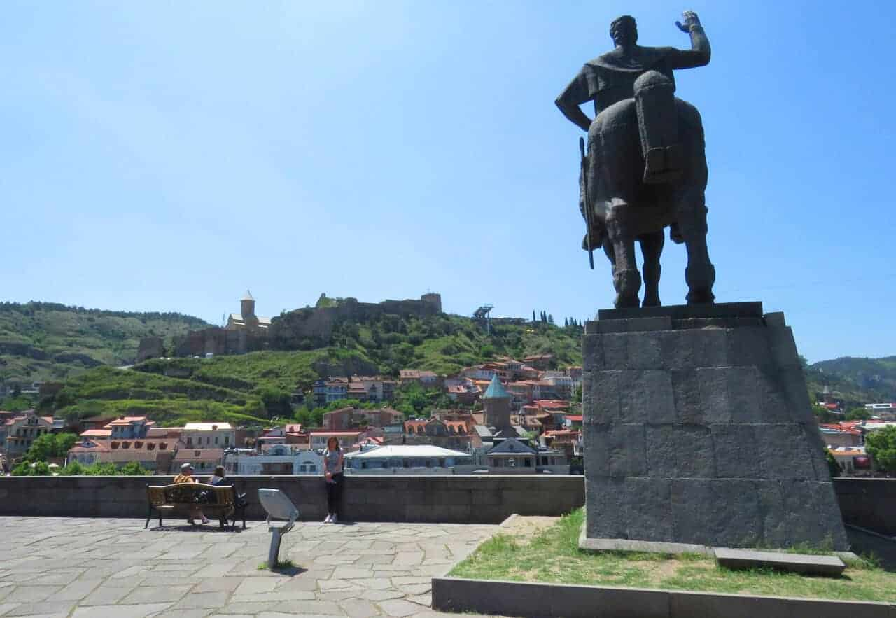 Metekhichurch. Exploring the highlights in and around Tbilisi