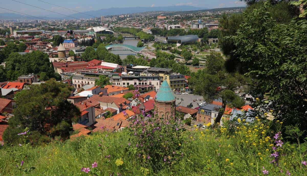 Views of Tbilisi