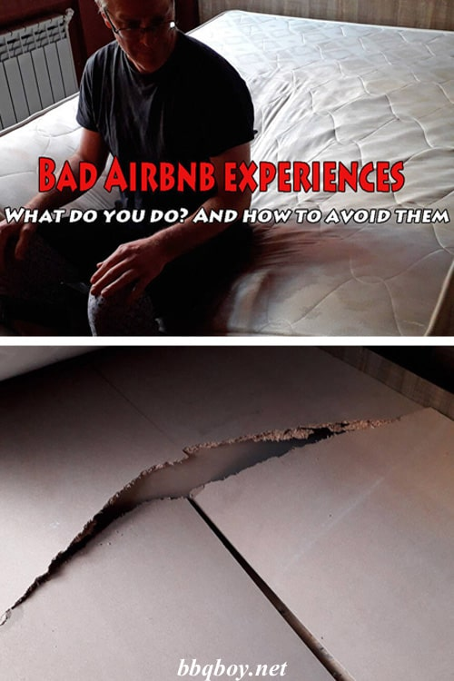 Bad Airbnb experiences