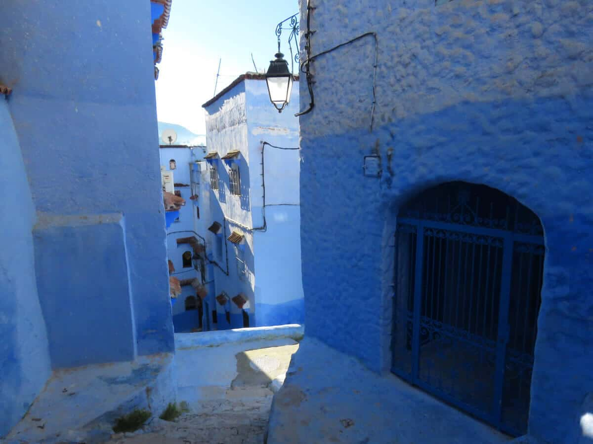 Chefchaouen, Morocco. My best and worst of Morocco