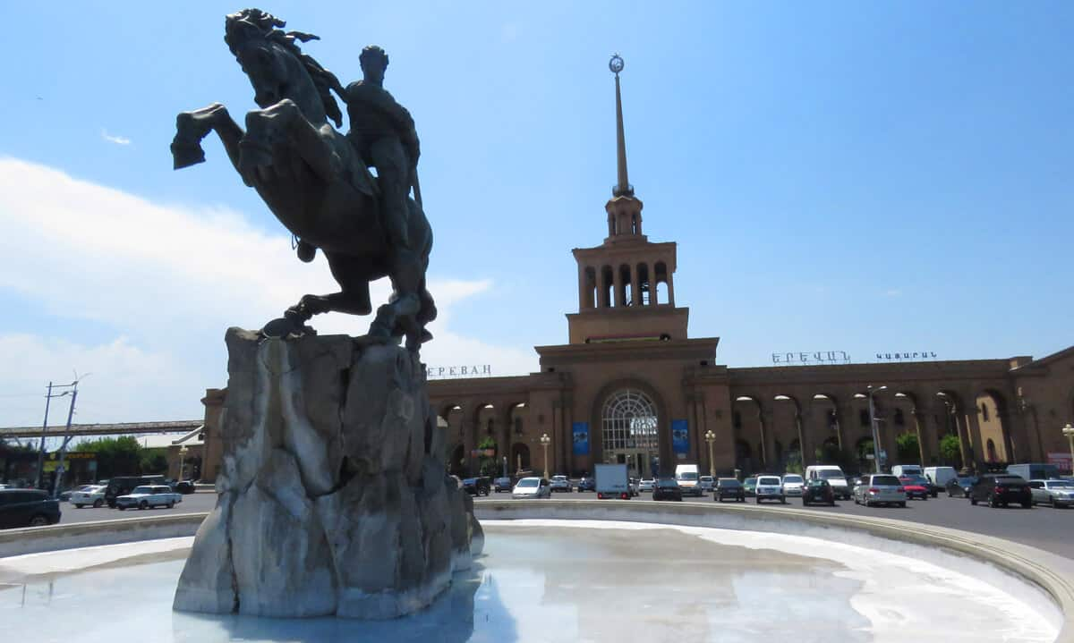 Tbilisi to Yerevan by train. Is it worth doing?