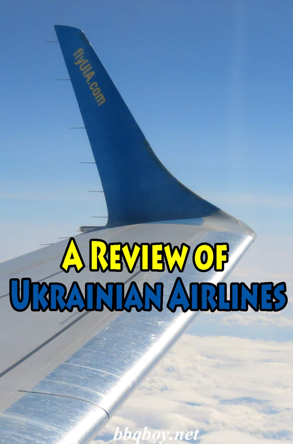 A Review of Ukrainian Airlines
