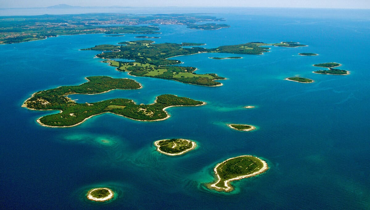 Brijuni Islands, Croatia