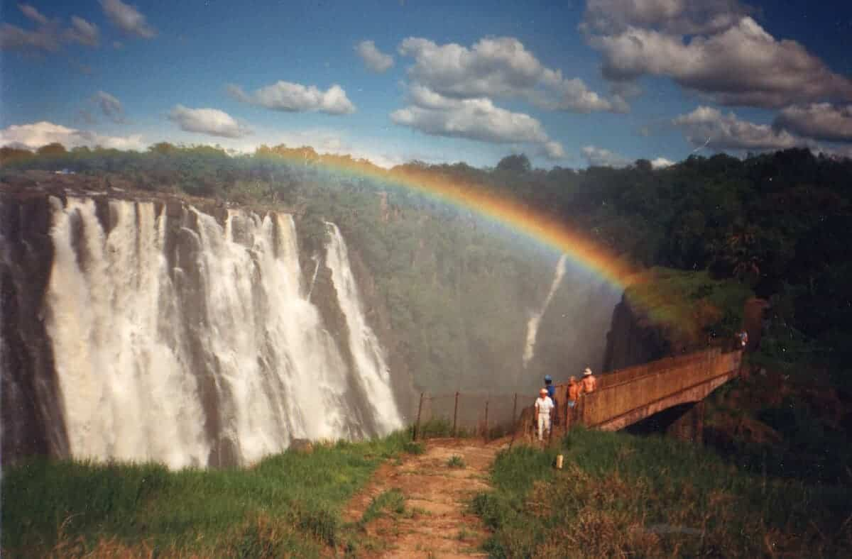 Victoria Falls. Does the Romance of Travel still exist?