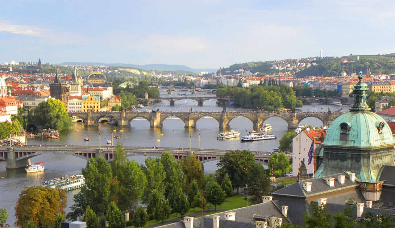 "beautiful Prague. Our Best and Worst ""Slow Travel"" Bases over 5 years of Full-time Travel"