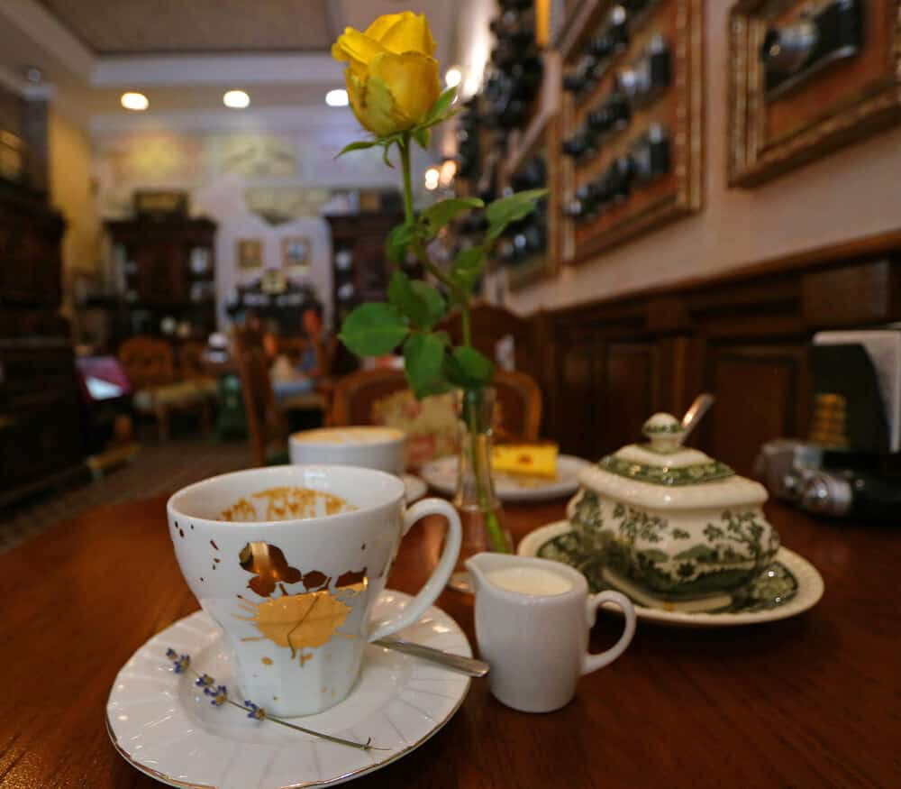 Fixage Cafe in Lviv