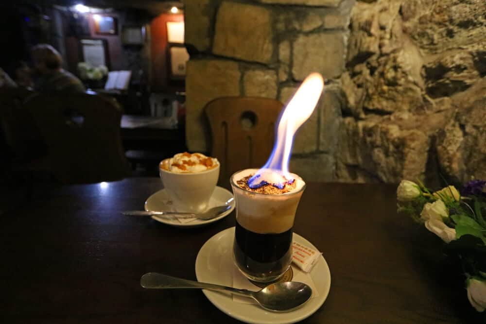 Golden Ducat. Cafès to go to for the best coffee experiences in Lviv, Ukraine