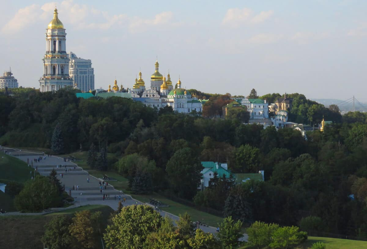 "Kyiv. Our Best and Worst ""Slow Travel"" Bases over 5 years of Full-time Travel"
