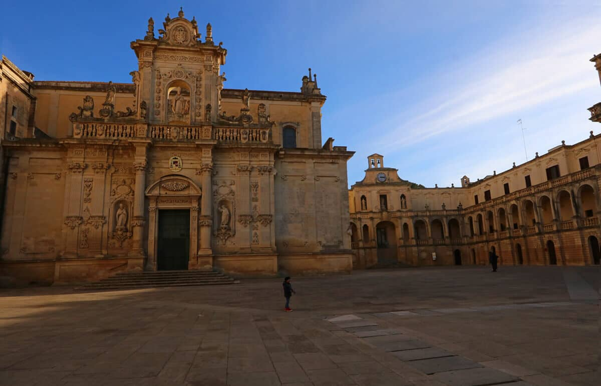 Lecce, Puglia as a slow travel base
