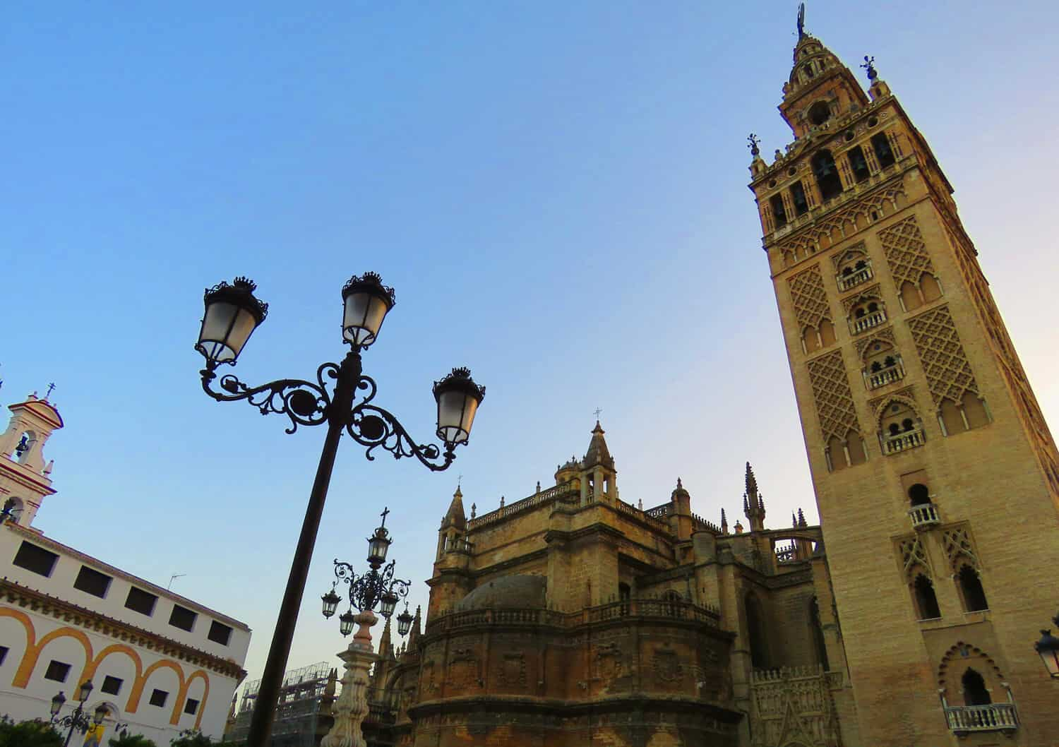 Seville as a slow travel base