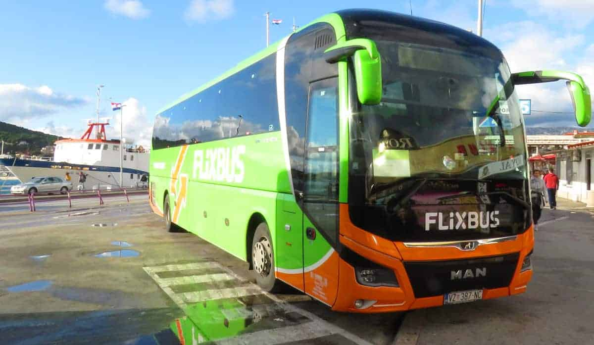 Flixbus makes bus travel though the Balkans better (with a few bumps in the road…)