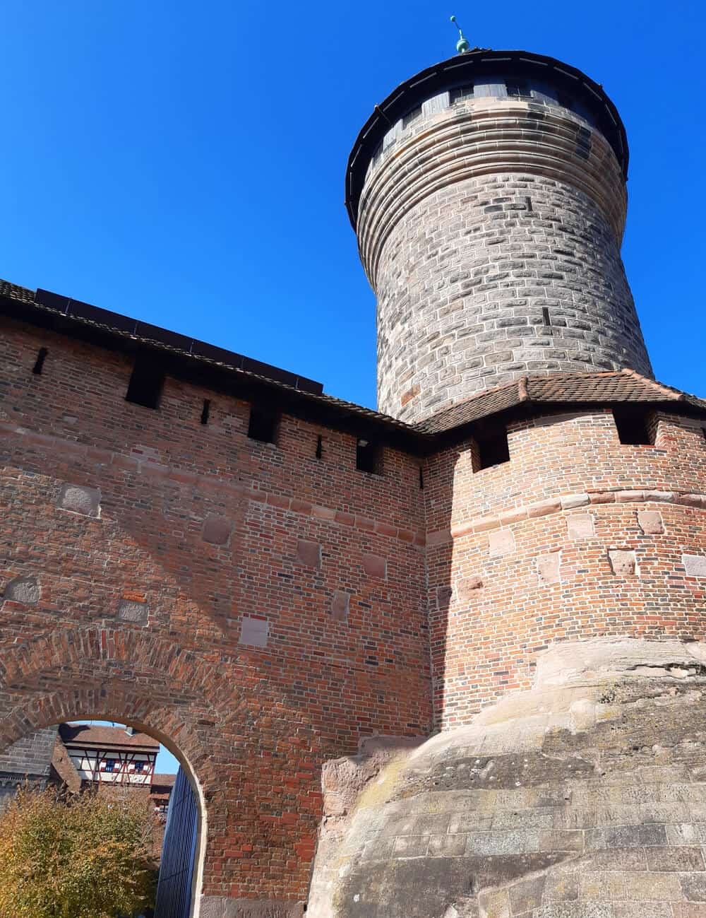 Towers. Why Nuremberg is worth a Visit
