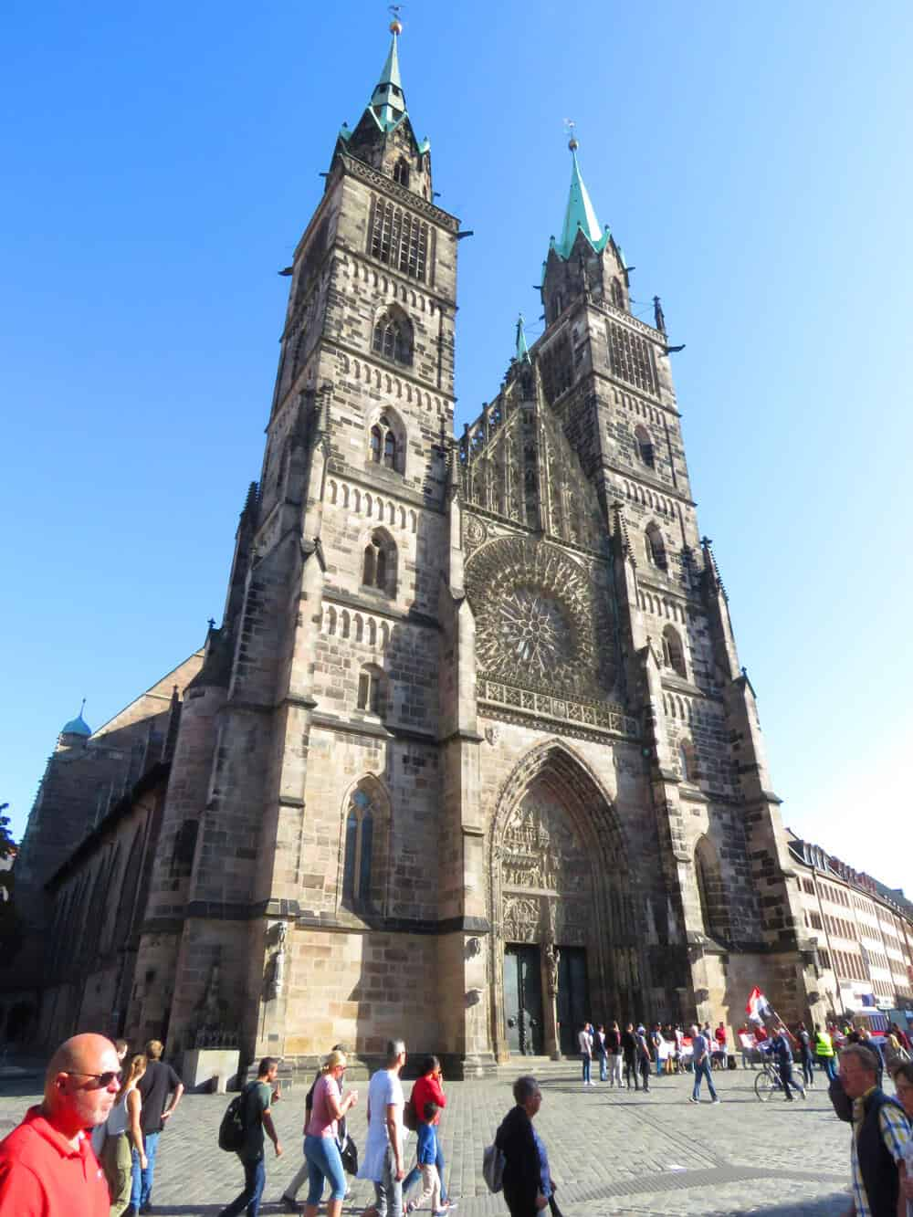 St. Lawrence's Church (St. Lorenz) Nuremberg