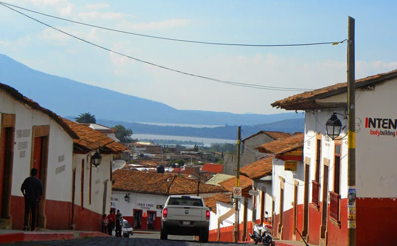 Patzcuaro views. A roadtrip through Mexico's most beautiful towns and cities