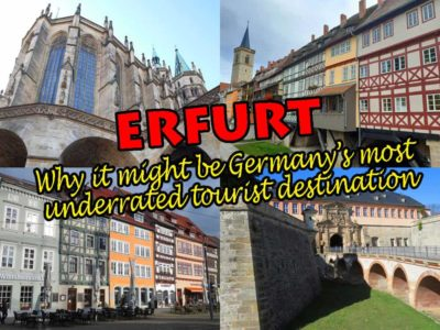 Why Erfurt might be Germany's most underrated tourist destination