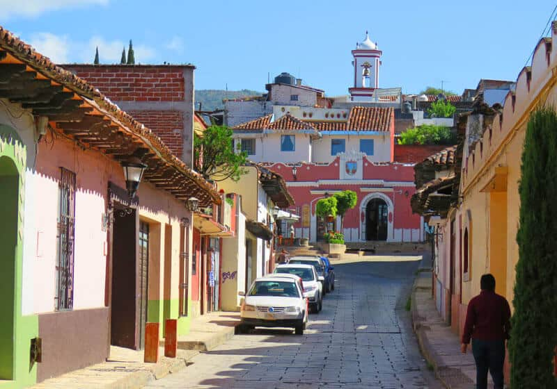 San Cristobal de las Casas. A roadtrip through Mexico's most beautiful towns and cities