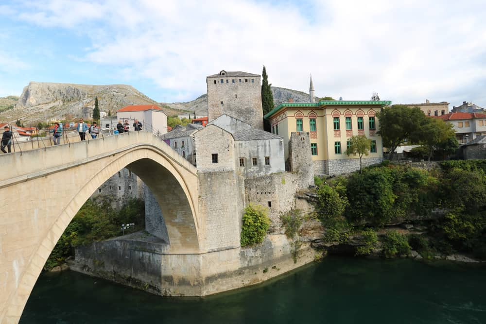 Stari Most (Old Bridge), Mostar. Why Mostar needs more than a day trip