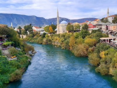 Muslibegović House in Mostar. Why Mostar needs more than a day trip
