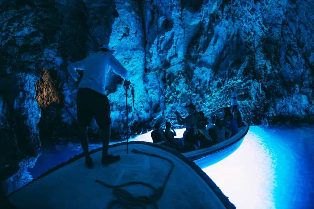 Why you should take a Blue Cave Tour from Split