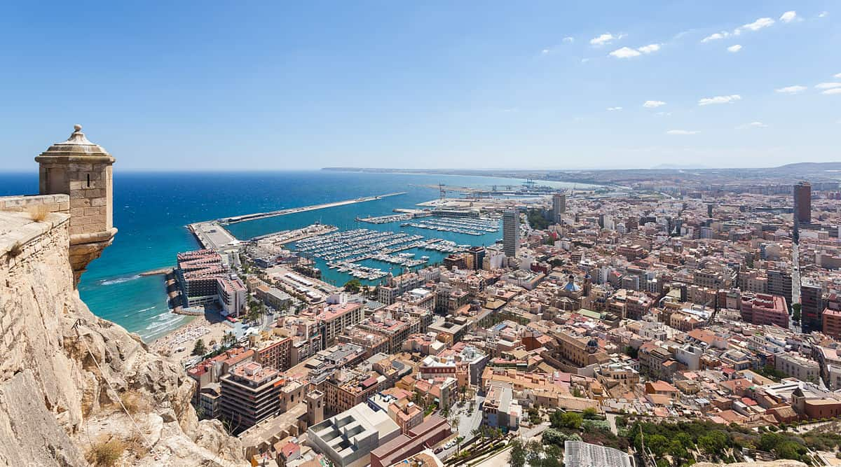 where to live in Spain as an expat? Alicante