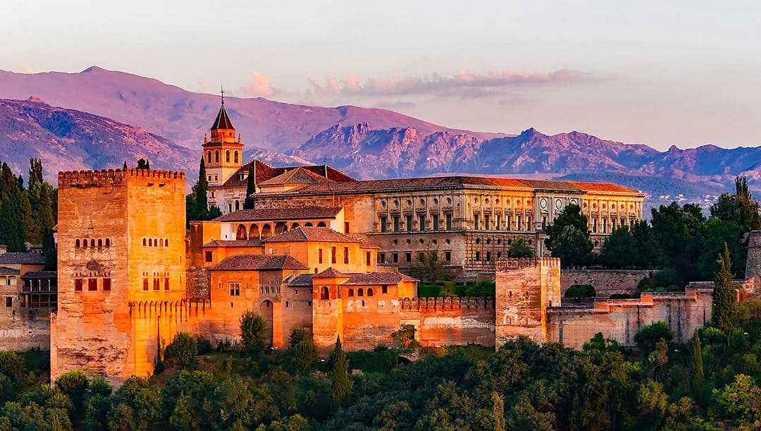 granada. Where to live in Spain as retiring expats