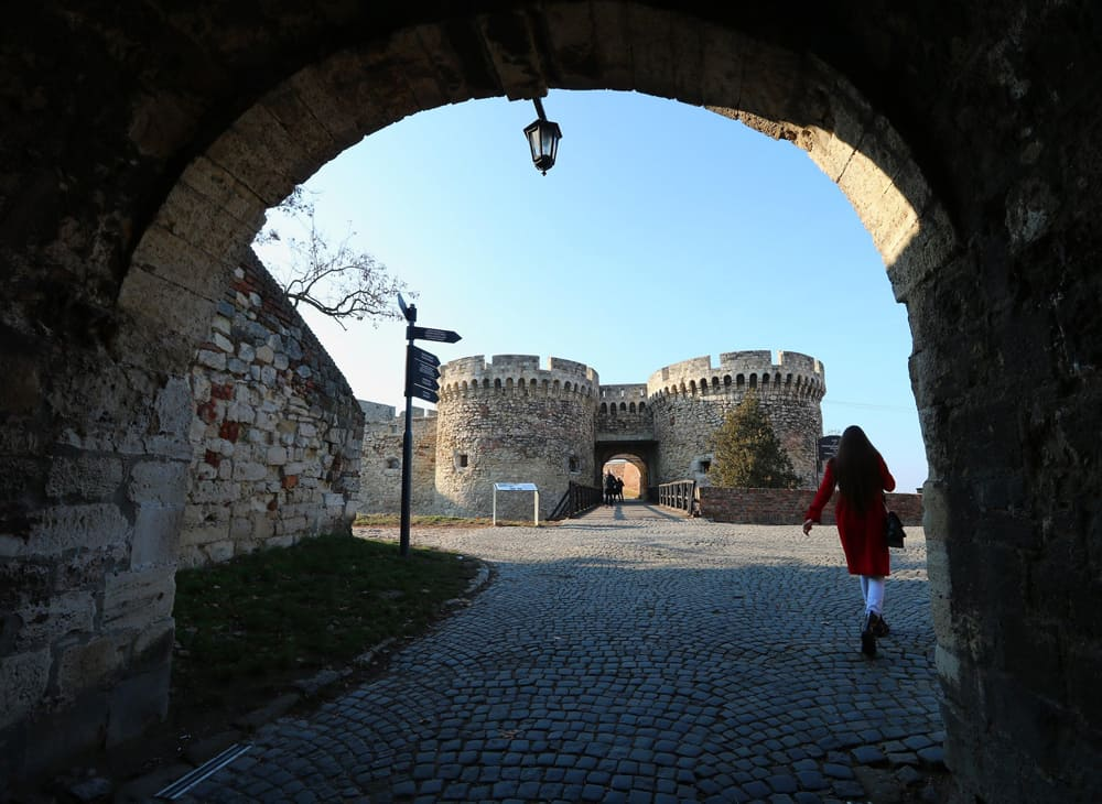 Belgrade fortress. 27 Pictures that will inspire you to visit Belgrade