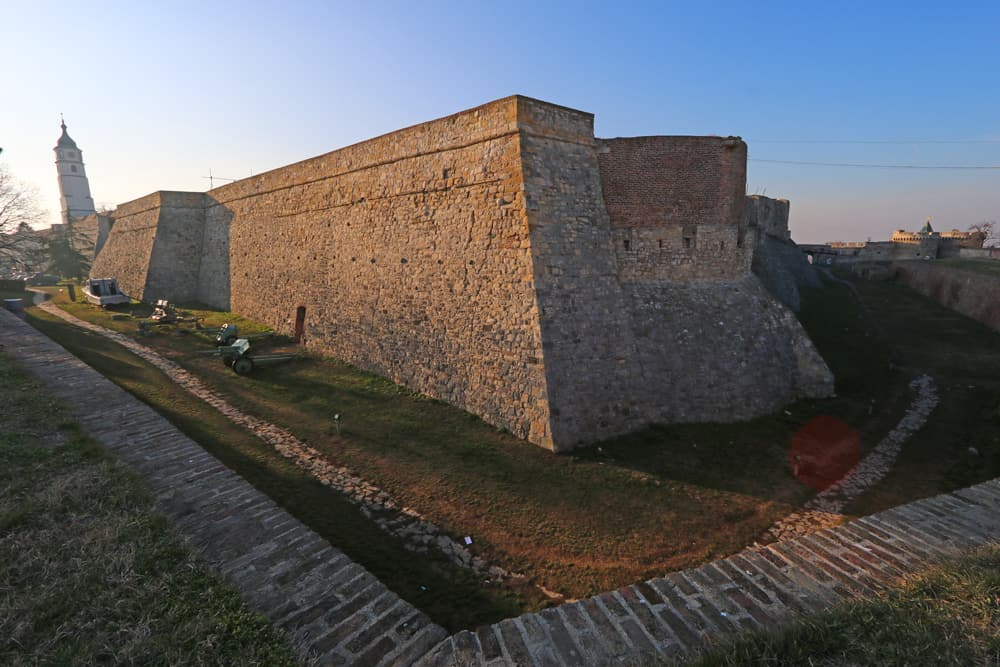 Belgrade fortress walls. 27 Pictures that will inspire you to visit Belgrade