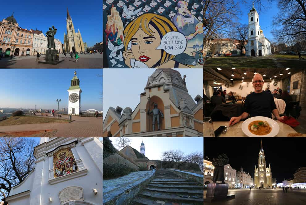 Visiting Novi Sad…and why Serbia is one of our favorite countries