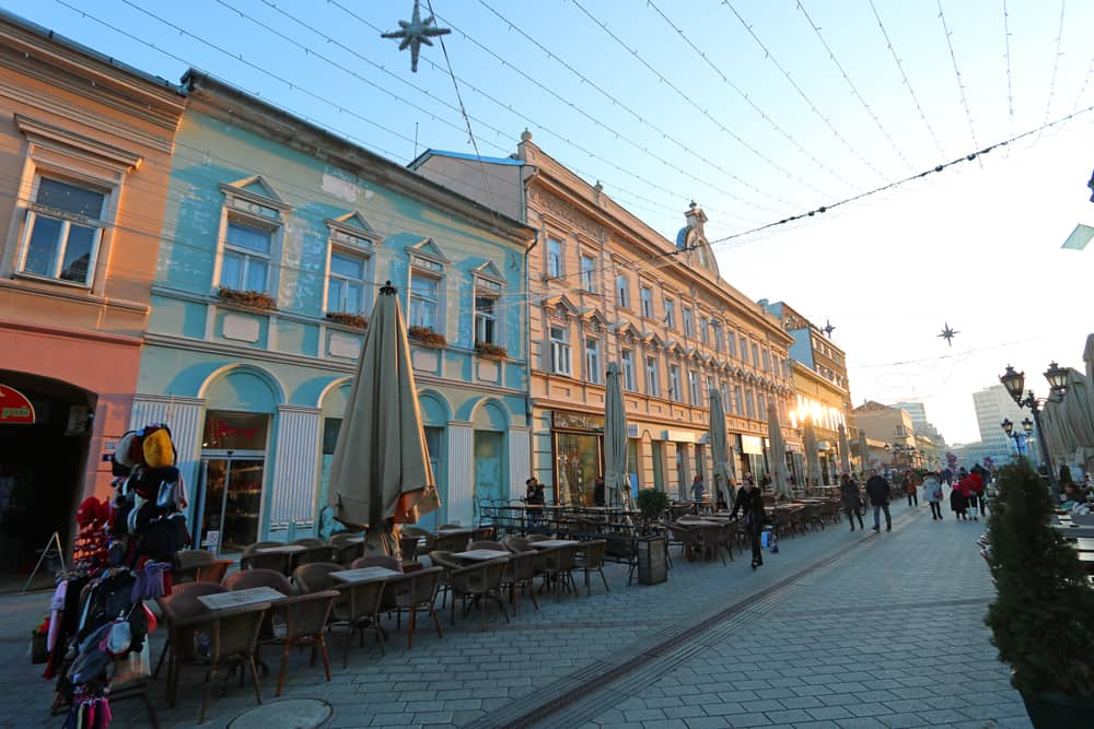 Visiting Novi Sad…highlights in the Old Town